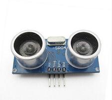 5pcs Ultrasonic Module Hc Sr04 Distance Measuring Transducer Sensor For Arduino