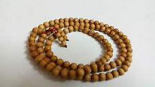 sandalwood mysore pure 8mm  mala beads