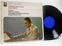 GEORGE MALCOLM bach italian concerto, etc LP EX+/VG+, SXLP 30141, vinyl, baroque