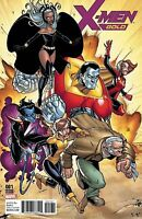 X-MEN GOLD #1 1:50 BILL MARTIN VARIANT NM- OR BETTER! CONTROVERSIAL ISSUE!