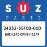 24332-35F00-000 Suzuki Bush,3rd driven gear 2433235F00000, New Genuine OEM Part