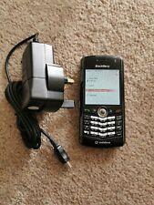 BlackBerry Pearl 8100 Vodafone Black Mobile Phone