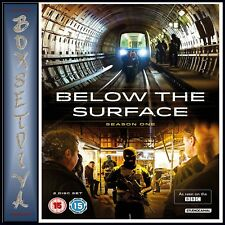 BELOW THE SURFACE - COMPLETE SEASON 1 - FIRST SEASON  **BRAND NEW DVD**