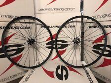 New Spinergy 29er LX wheelset for mountain bike mtb tubeless