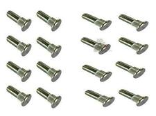 Genuine Yamaha Complete Set of 16 Wheel Studs to fit the YFM660 Raptor Quad Bike
