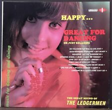 THE LEDGERMEN HAPPY... GREAT FOR DANCING OR JUST RELAXING W&G OZ 60'S POP EX CON
