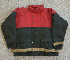 Vintage 90s Polo Country Ralph Lauren Down Jacket - Bear Sport Wing USA Ski 1992
