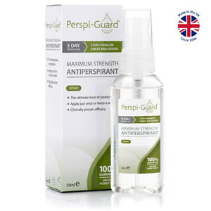 Perspi-Guard® Maximum Strength Antiperspirant Spray 50ml