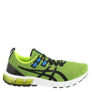 Asics Men's Gel-Quantum 90 Running Shoes NEW AUTHENTIC Yellow/Black 1021A133-750