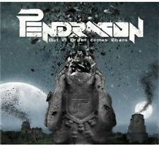 Out Of Order Comes Chaos - Pendragon (2013, CD NIEUW)2 DISC SET