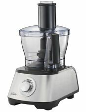 NEW Sunbeam LC5000 MultiProcessor Compact Food Processor Grey
