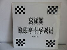 LUDDY PIONEER with JOE LEWIS & THE SKA KINGS Ska revival Vol 1 LUD LP1
