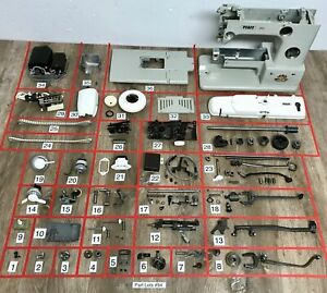Pfaff 362 Sewing Machine Part Lots Replacement Repair Restore Original Authentic