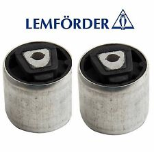 For BMW E60 E61 5-Series 525xi 528xi 530xi Front Tension Strut Bushing Set OEM