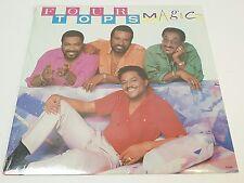 FOUR TOPS - MAGIC - VINYL LP New & Sealed 6130ML 1985 Motown Record Corporation