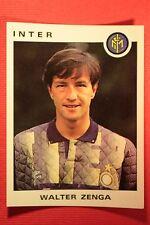 Panini Calciatori 1991/92 1991 1992 N. 154 INTER ZENGA OTTIMA!!