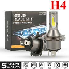 2400W H4 CREE LED Bulbs Bi-Xenon Hi/Lo 26000LM Headlight Conversion Kit Lamp