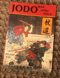 Joda Way Of The Stick Martial Arts Book