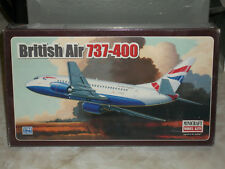 Minicraft 1/144 Scale British Air 737-400 - Factory Sealed