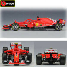 F1 Racing Cars 2018 1:43 FERRARI SF71H SF16H Kimi Räikkönen Diecast Car Model