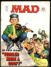 MAD MAGAZINE #156 VG 1973 EC (FREE SHIPPING ON $15 ORDER!)