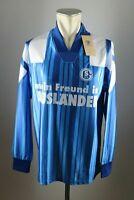 Schalke 04 Retro Trikot Mein Freund ist Ausländer L XL 2XL 3XL Shirt Neuauflage