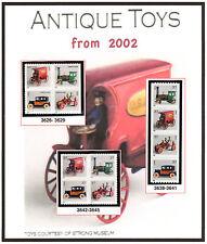 Antique Toys Basic Set 12 stamps MNH-VF Pg5