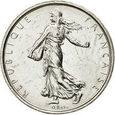 Monnaies, France, Semeuse, 5 Francs, 1962, SPL, Argent, KM:926 #490672