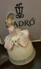 Lladro 5955 Sounds of Fall Bell Retired! Original Grey Box! Great Gift! L@K!