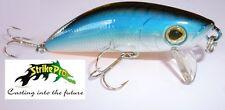 mustang minnow esca artificiale pesca spinning luccio black bass mg018 A02AE