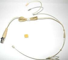 EC9 Headset Mic Omni Directional Electret Condenser Hook Microphone For Shure