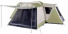 OZTRAIL LATITUDE 4 Room Dome Family Tent - SLEEPS 12 PEOPLE