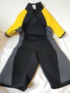 NRS Youth Shorty Wetsuit Unisex Neoprene Size Large L ~ Nice!