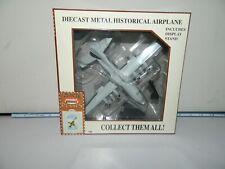 Model Power Postage Stamp C130 Hercules Transport Diecast Metal Historical Plane