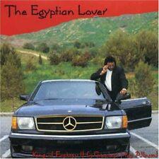 The Egyptian Lover - King of Ecstasy CD - USED - Electro Hip Hop EGYPT Album