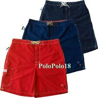 New Polo Ralph Lauren Pony Board Trunks Swim Shorts