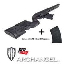 ProMag Archangel OPFOR Mosin-Nagant Stock AA9130 + 10rd Magazine AA762R 02