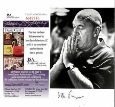 OTTO PREMINGER DIRECTOR SIGNED POSTCARD (DECEASED) JSA AUTHENTICATED COA #N45516