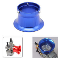 High Quality Durable Blue Carburetor Air Filter Wind Horn Cup