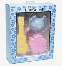 Disney Lilo & Stitch 3 Piece Molded Scented Soap Set