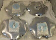 TSW Wheels KALAHARI Chrome Custom Wheel Center Cap Set 4 # CC 177