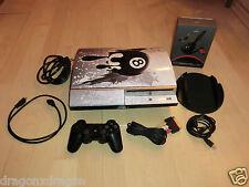 Sony PlayStation 3 ps3 40gb incl. mucho zub., totalmente funcional, 1j. garantía