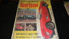 Motor Trend's Sportscar Quarterly Volume 1 Spring 0302E