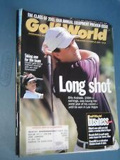 October 20, 2000 old vintage Golf World magazine