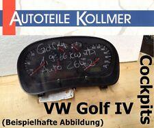 Cockpit VW Golf IV 1,6 74kw Baujahr 10/1998 122.916 km 1J0919861D
