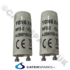 2 X 4W - 40W 100-130V LAMP STARTER BUFFALO / EASYZAP / FLYKILLER / INSECTOCUTER