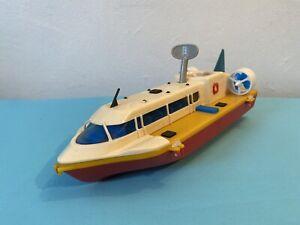 DDR Spielzeug  Piko Anker ?! Luftkissenboot mit Aufziehmechanismus 60er 70er