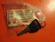 Vintage Kawasaki OEM Factory Pre Cut Motorcycle Key #902 27008-055-02