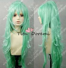 wig Halloween costume Cosplay Weiß Pokemon Panty Stocking Scanty Anime wig