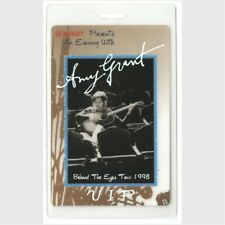 Amy Grant 1998 Behind the Eyes concert tour Band Vip Laminated Backstage Pass